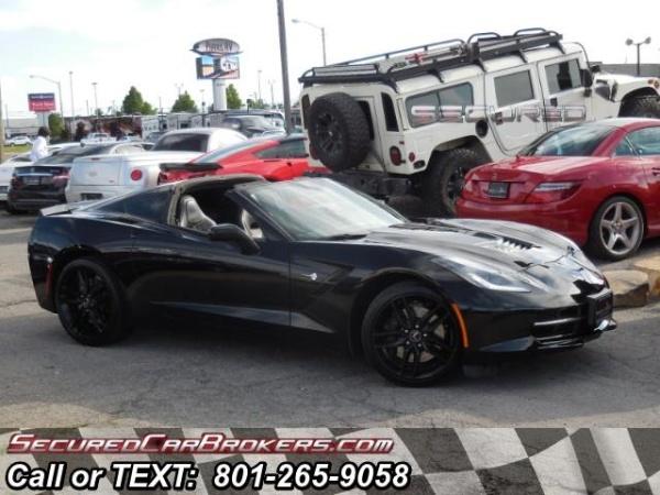 2014 Chevrolet Corvette in Salt Lake City, UT