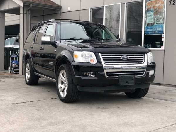 2008 Ford Explorer Reviews, Ratings, Prices - Consumer Reports