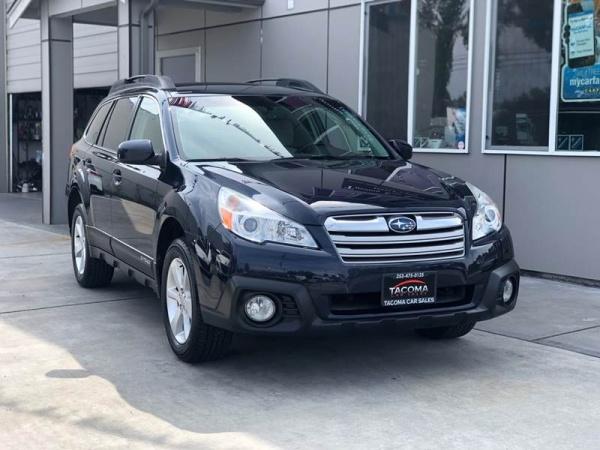 2013 Subaru Outback Reliability - Consumer Reports