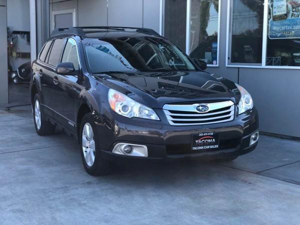 2010 Subaru Outback Reliability - Consumer Reports