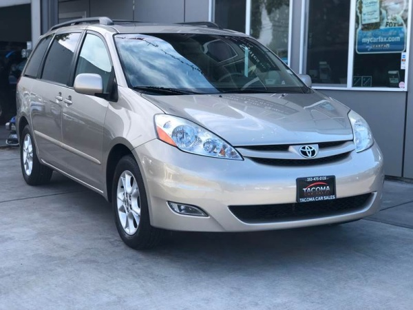 2006 Toyota Sienna Reviews, Ratings, Prices - Consumer Reports