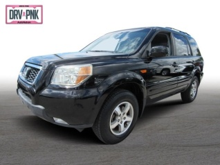 Used 2006 Honda Pilot EX L With Rear Entertainment System FWD For Sale In  Clearwater
