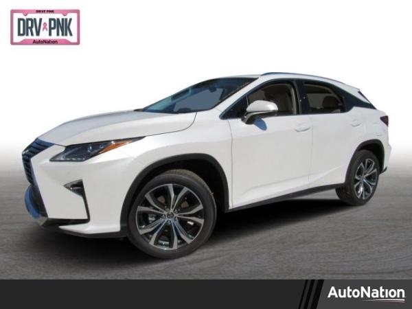 2019 Lexus RX RX 350