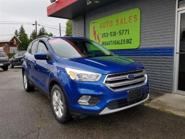 2017 Ford Escape in Tacoma, WA