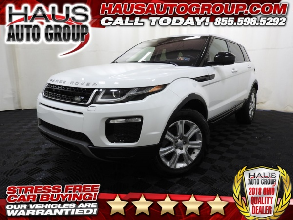 2018 Land Rover Range Rover Evoque in Canfield, OH
