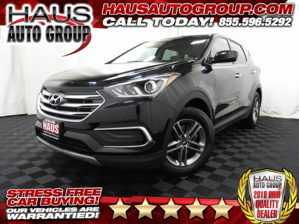 2018 Hyundai Santa Fe Sport in Canfield, OH