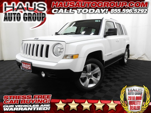 2014 Jeep Patriot in Canfield, OH