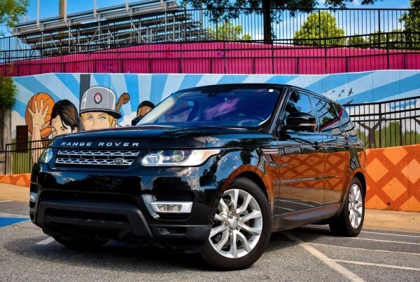 Range Rover Atlanta >> 2016 Land Rover Range Rover Sport Hse V6 For Sale In Atlanta