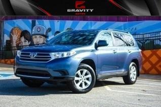 Gravity Auto Atlanta >> Used Toyota Highlander For Sale In Helen Ga 122 Used Highlander