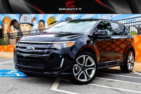 Ford Edge Dealer Inventory In Atlanta Ga  Change Location