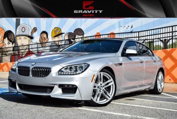 2015 BMW 6 Series 640i Gran Coupe 35985 Atlanta GA