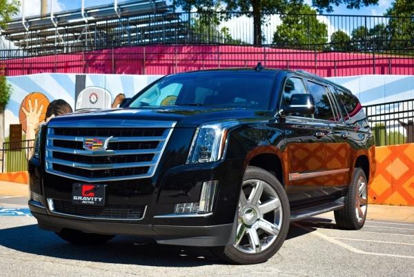 Used Cadillac Escalade Esv for Sale in Atlanta, GA: 90 Cars