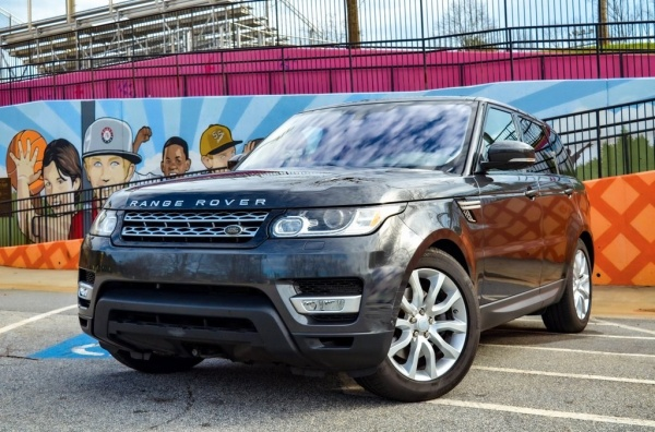 2016 Land Rover Range Rover Sport HSE Td6