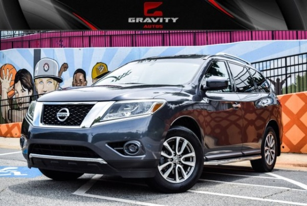 2013 Nissan Pathfinder Dealer Inventory In Atlanta, GA (30301) [change  Location]