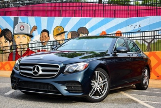 2017 Mercedes Benz E Cl 300 Luxury Sedan Rwd For In Atlanta