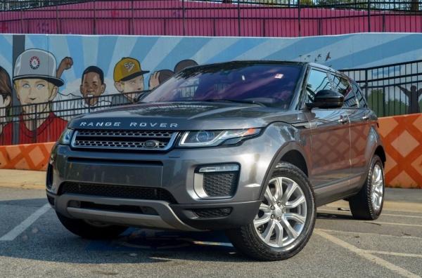 2017 Land Rover Range Rover Evoque in Atlanta, GA