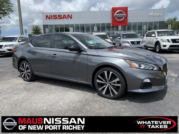 2020 Nissan Altima in New Port Richey, FL