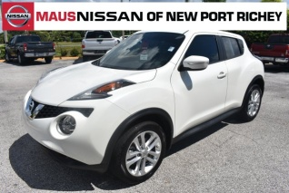 Used 2017 Nissan JUKE S FWD Auto For Sale In New Port Richey, FL