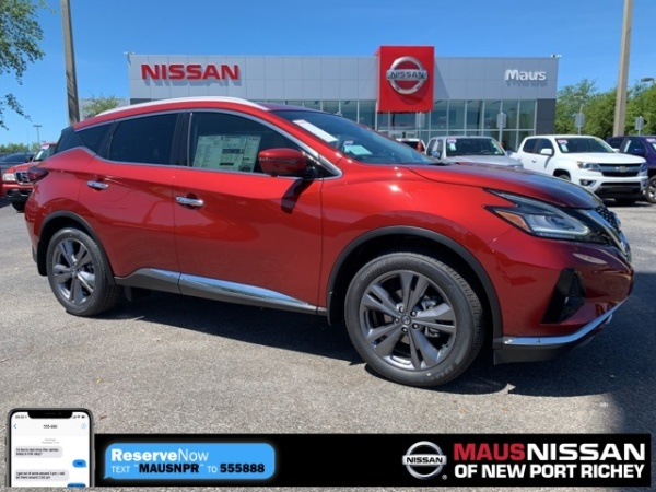 2020 Nissan Murano in New Port Richey, FL