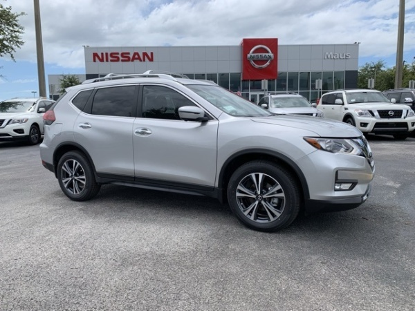 2020 Nissan Rogue in New Port Richey, FL