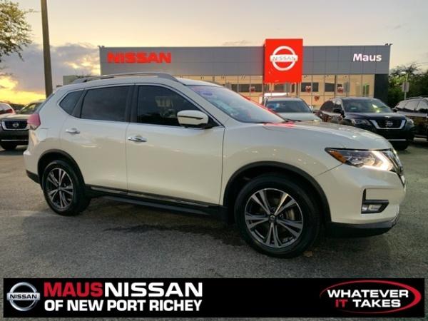 2017 Nissan Rogue in New Port Richey, FL