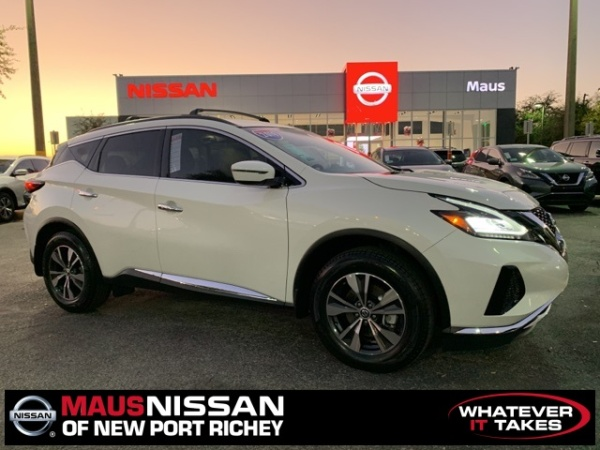 2019 Nissan Murano in New Port Richey, FL