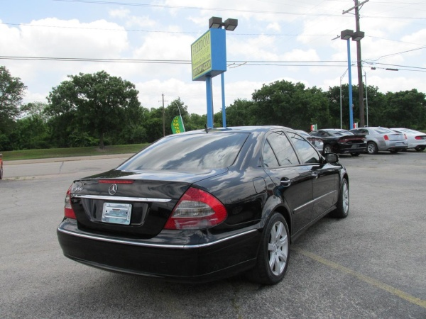 2007 Mercedes-Benz E-Class in Garland, TX