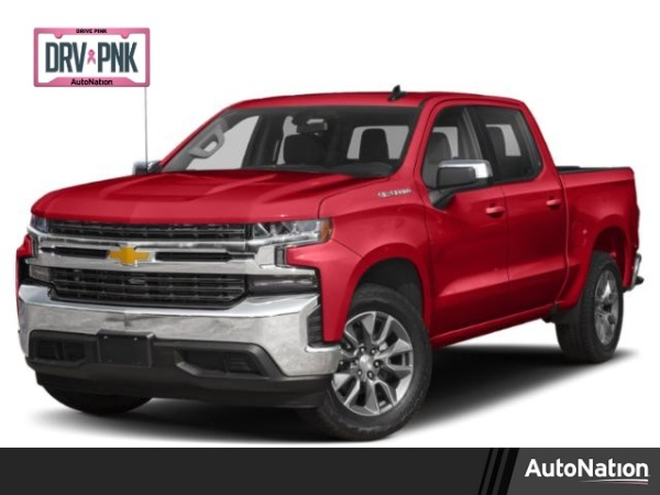 2020 Chevrolet Silverado 1500 in Spokane, WA