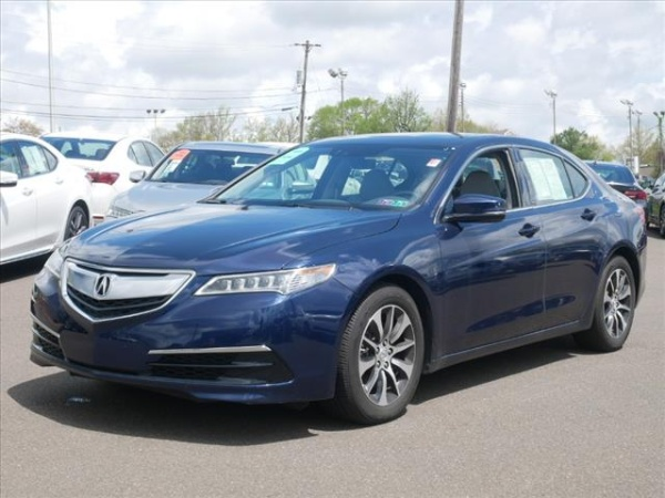 2016 Acura TLX in Langhorne, PA