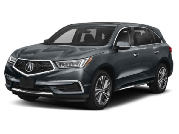 2019 Acura MDX SH-AWD with Entertainment/Technology Package