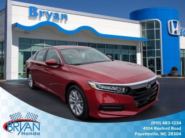 2020 Honda Accord in Fayetteville, NC