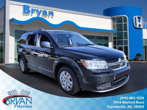 2018 Dodge Journey in Fayetteville, NC