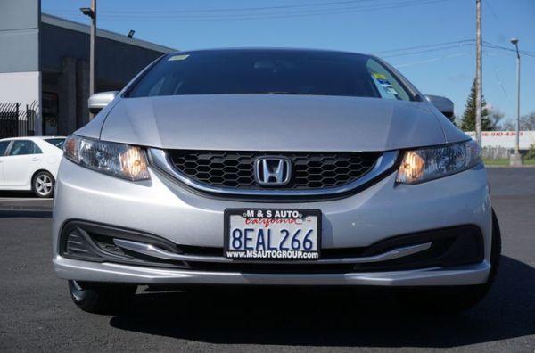 2014 Honda Civic in Sacramento, CA