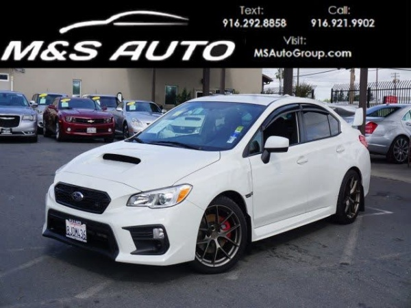 2018 Subaru WRX in Sacramento, CA