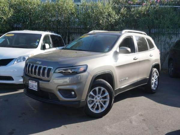 2019 Jeep Cherokee in Sacramento, CA
