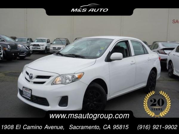 2013 Toyota Corolla in Sacramento, CA