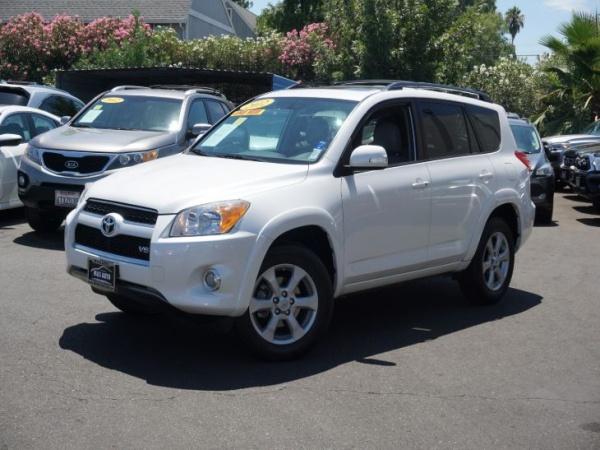 2012 Toyota RAV4 in Sacramento, CA