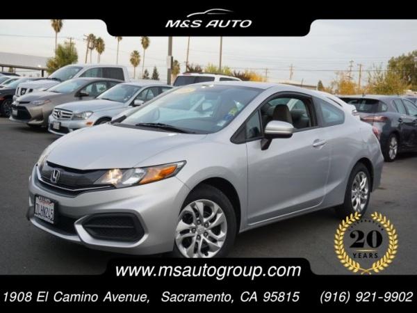 2015 Honda Civic in Sacramento, CA