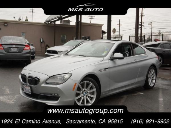 2015 BMW 6 Series in Sacramento, CA
