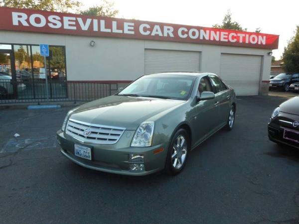 2005 Cadillac STS in Roseville, CA
