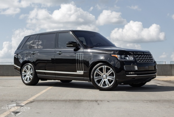 2016 Land Rover Range Rover in Jackson, MS