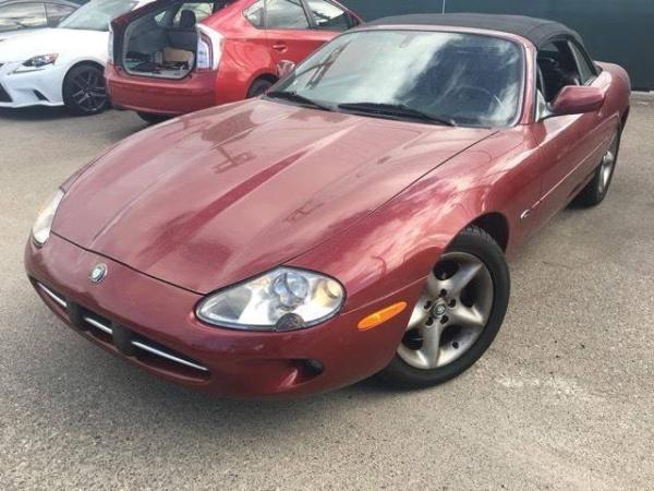 2000 Jaguar Xk8 Convertible For Sale In El Cajon Ca Truecar