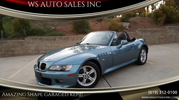 2000 BMW Z3 in El Cajon, CA