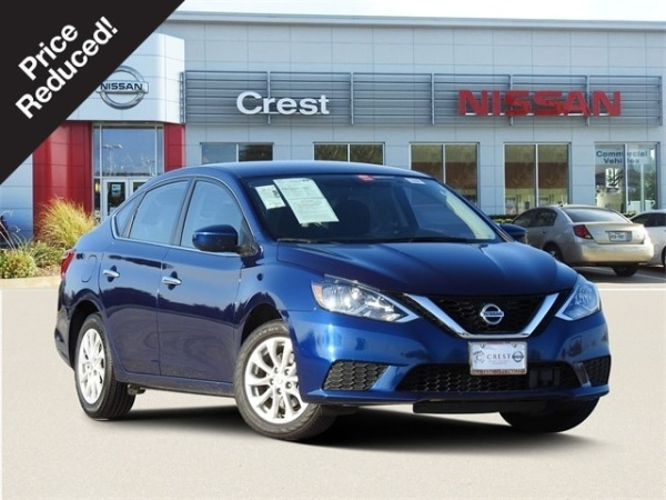 2019 Nissan Sentra in Frisco, TX