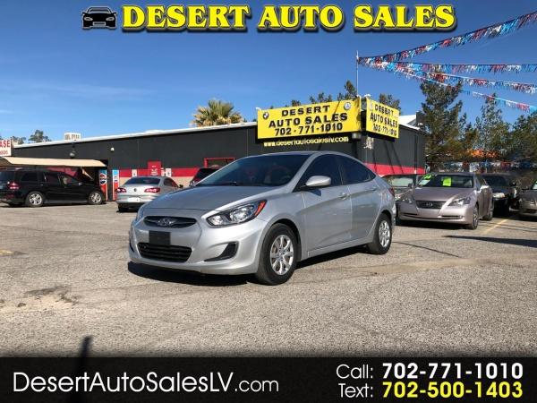 2012 Hyundai Accent in Las Vegas, NV