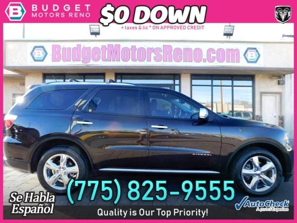 2012 Dodge Durango in Reno, NV