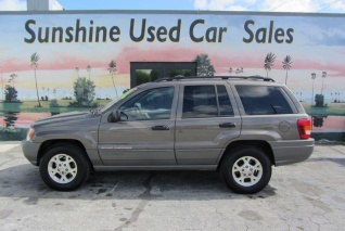 Used 2000 Jeep Grand Cherokee Laredo RWD For Sale In West Palm Beach, FL