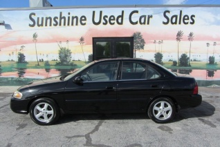 Used 2004 Nissan Sentra SE R Auto (ULEV) For Sale In West Palm