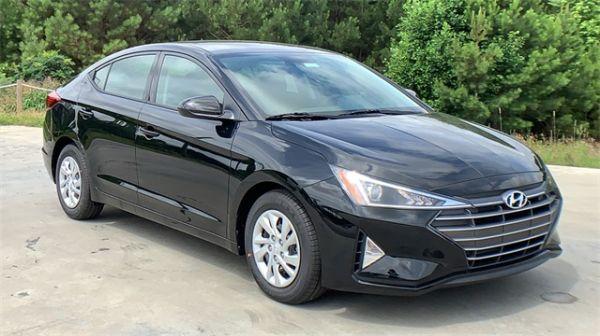 2020 Hyundai Elantra in Anderson, SC
