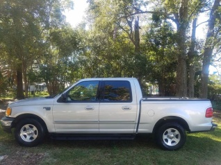 2003 Ford F150 For Sale >> Used Ford F 150 For Sale In Loranger La 158 Used F 150 Listings